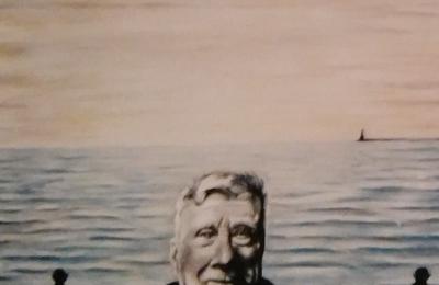 Portrait of L.S.Lowry